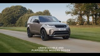New Land Rover Discovery - The Ultimate Family SUV