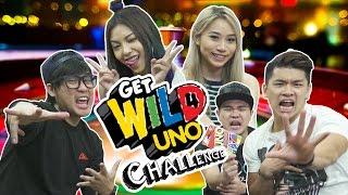 The wild 4 uno challenge