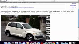 Craigslist Cars For Sale In Mansfield Ohio