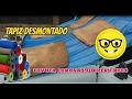 Part 1 Tapiz Techo removido toyota corona RT84 PERU