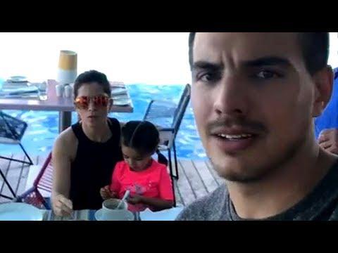 Vadhir Derbez descubre a Alessandra Rosaldo poniéndole los cuernos a su papá Eugenio Derbez