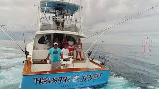 Waste Knot Sports Fishing Promo Video