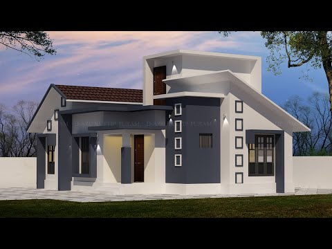Best 30 house designs in between 10 to 20 lakh budget | Low cost homes