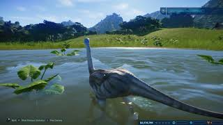 Jurassic World: Evolution | First 30 Mins Gameplay | PC Ultra Settings