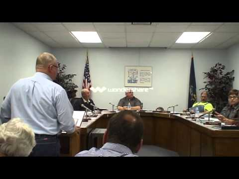 Beloit, KS City Council 12-3-13 Part 2