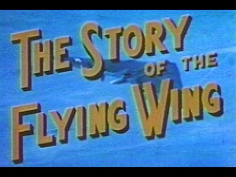 Vintage Classic Color Flying Wing Film