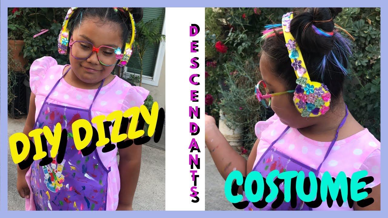 DIY Dizzy Descendants Outfit ideas