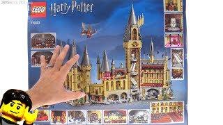 Got it! 6K-piece LEGO Harry Potter Hogwarts Castle reviewS on the way!