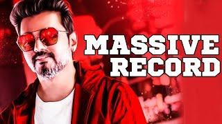 Marana Mass: THALAPATHY VIJAY's New Record! | Thalapathy 63