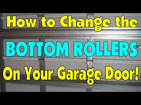 How to Change the Bottom Roller on a...