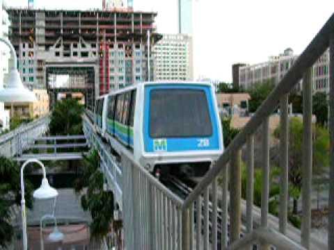 Miami Dade Transit MetroMover