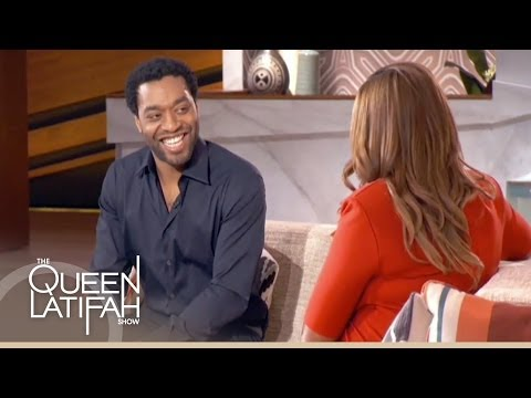 Chiwetel Ejiofor and a Big Surprise for a Deserving Veteran on The Queen Latifah Show