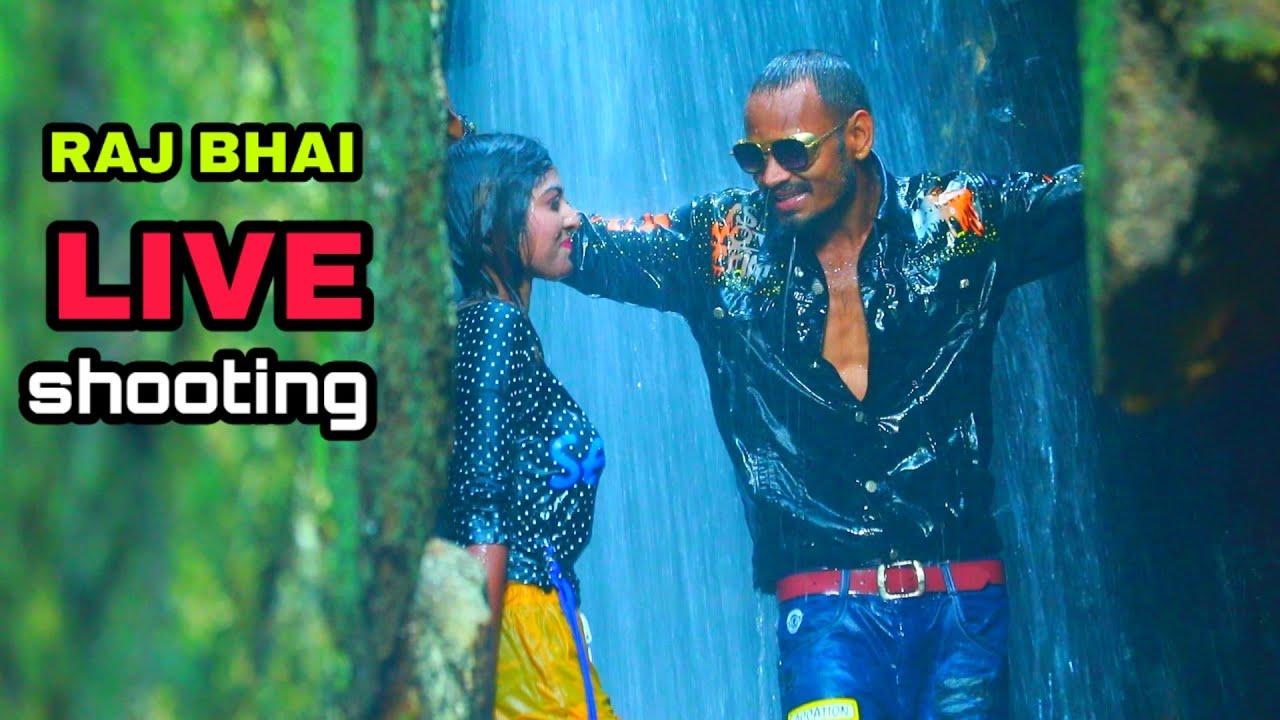 Raj Bhai Live Video Water Fall