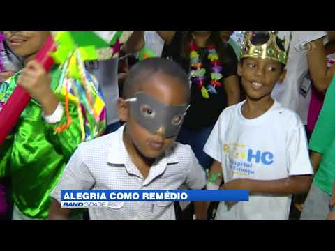 """Band Cidade - """"Alegria como remédio"""""""