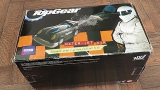RCGOG TopGear Water Jet Car Part 1