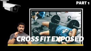 """""""CROSSFIT EXPOSED - THE STUPID TRUTH BEHIND A USELESS CONCEPT WHICH DEVELOPED A CULT FOLLOWING"""""""