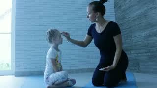 Детская  йога часть 1