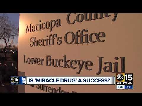 'Miracle drug' Vivitrol having limited success at Arizona prisons