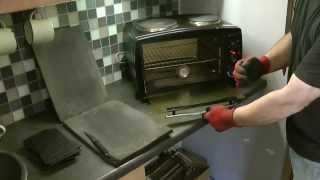 Knifemaker Workshop Tip #41 - ABS / Kydex moulding - No press required!