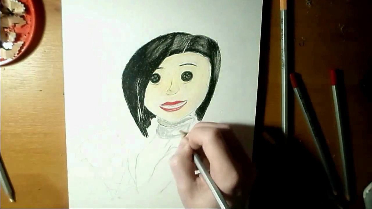 Drawing Coralines Other Mother Youtube