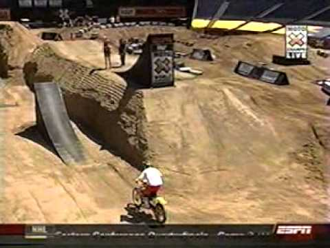 2008 Navy World Moto X Championships Freestyle Elimination Event