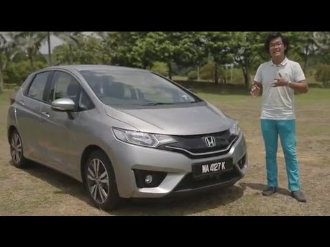 2014 Honda Jazz 1.5 V Malaysia Walk-Around - paultan.org
