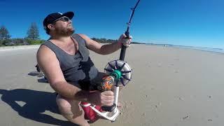 3DR Solo Drone fishing  Australia
