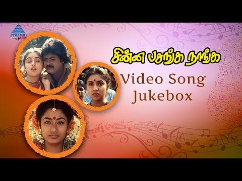 Chinna Pasanga Naanga Tamil Movie Songs | Video Jukebox | Murali | Revathi | Saradha | Ilayaraja
