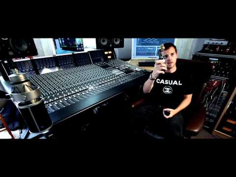 Mike Skinner interview at his home studio