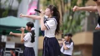 2017/9/3(日) @おかちまちパンダ広場 アイロボ&いたずらマイクさん。...