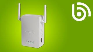 Netgear WN3000RP WiFi N Range Extender