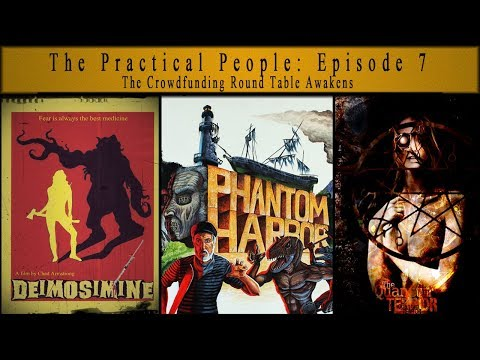The Practical People - Episode 7:  The Phantom Harbor & Quantum Terror Round Table
