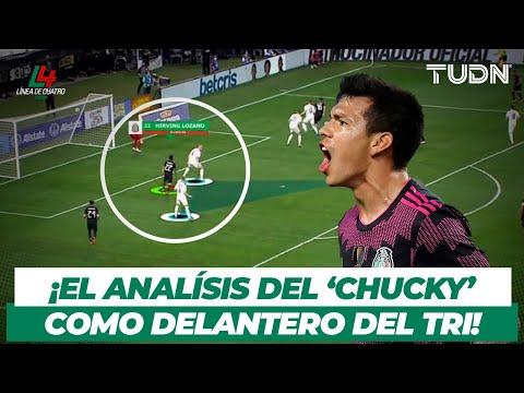 ¿Chucky de '9'? 'Bam Bam' y Paco Villa analizaron a Hirving Lozano en Selección | TUDN