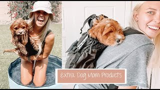 """EXTRA"" dog mom products I love 