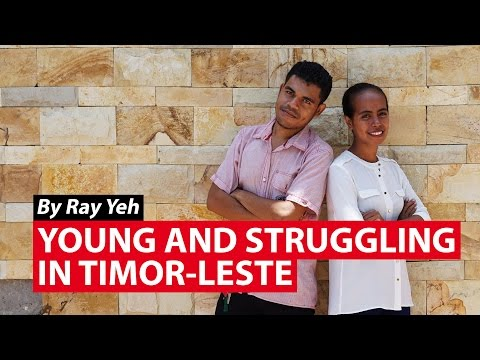 Young and Struggling in Timor-Leste | CNA Insider