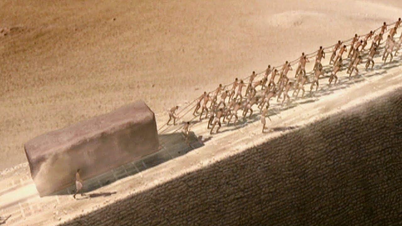 Wie Haben Die ägypter Die Pyramiden Gebaut