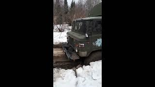 ГАЗ 66 засел