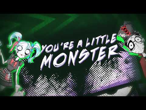 "Raven Black ""Monster"" Lyric Video"