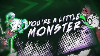 """Raven Black """"Monster"""" Lyric Video"""