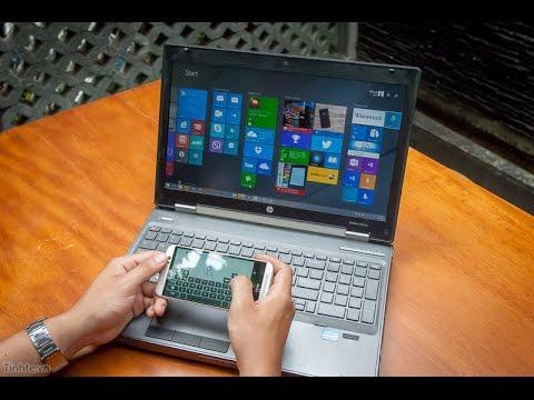 Tinhte.vn – Điều khiển máy tính từ xa bằng ứng dụng Intel Remote Keyboard
