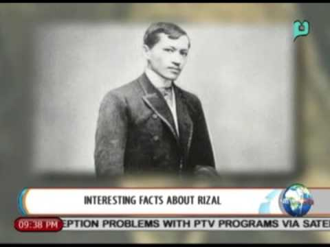 trivia about rizal View notes - facts and possibilities - rizal without the overcoatpsychic amusing, probably because i am able to personally relate to this many times in my life have i dreamed of events that either.