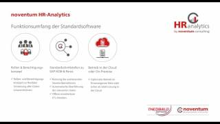 Webinar: HR Berichtswesen mit HR-Analytics auf SAP-HCM