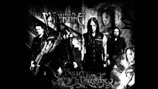4 words ( to choke upon ) GUITAR BACKING TRACK !!! by bullet for my valentine