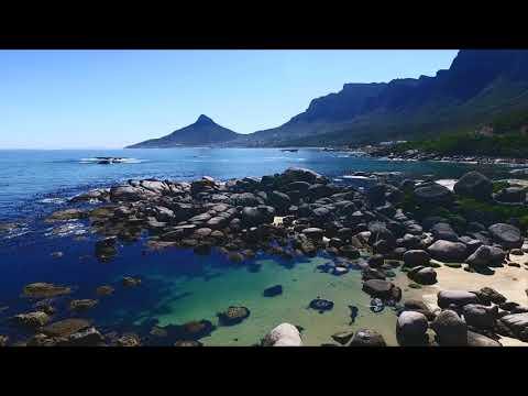 Oudekraal beach resort in Cape Town