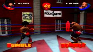 Ready 2 Rumble Boxing Round 2 w/LeftyHeat: The Greatest Game of All Time