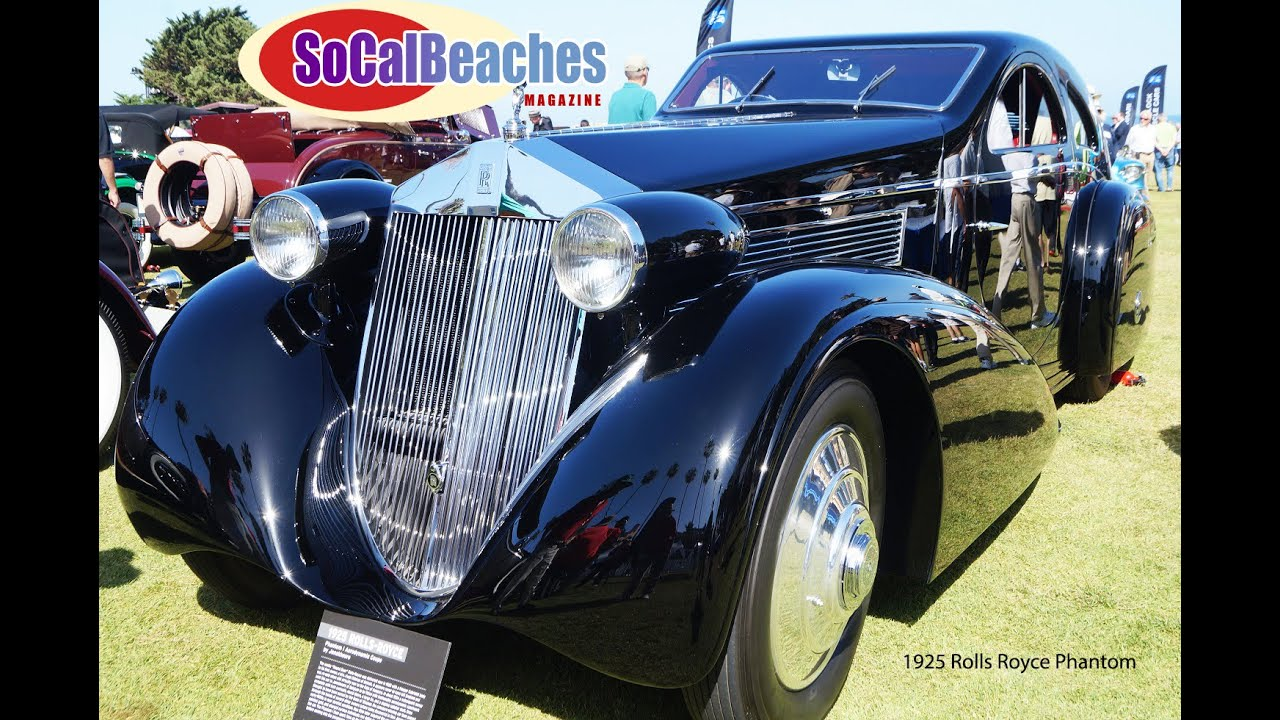 1925 Rolls Royce Phantom >> 1925 Rolls Royce Phantom Classic Auto - YouTube