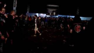 Bullet For My Valentine - Braveheart / Wall Of Death @ Groezrock [ 17.04.09 ] Thumbnail