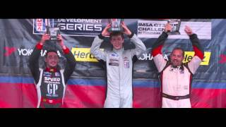 Madison Snow - Platinum Cup Champion of the Porsche IMSA GT3 Cup Challenge presented by Yokohama