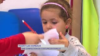 Halloween : des ateliers de déguisements à Magny-les-Hameaux
