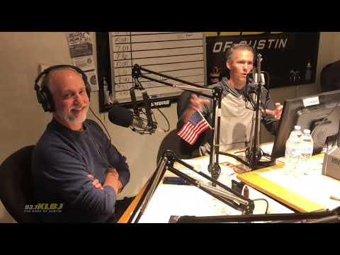 Flat Earth Debate: Part 1 | 93.7 KLBJ FM